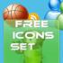 Icon-icon Gratis Untuk Desain Anda