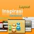 Inspirasi Layout Desain Web dari DeviantArt